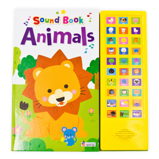 Sound Book Animals