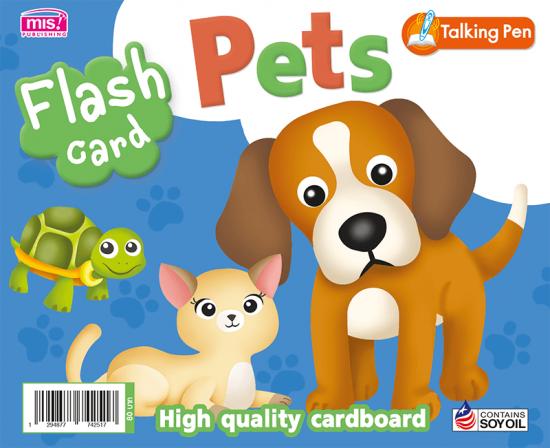 Flash Card - Pets