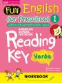 Fun English for Preschool 1 : แบบฝึกอ่านภาษาอังกฤษสำหรับเด็กก่อนวัยเรียน-วัยอนุบาล 1 + Workbook