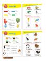 Fun English for Preschool 5 : แบบฝึกอ่านภาษาอังกฤษสำหรับเด็กก่อนวัยเรียน-วัยอนุบาล 5 + Workbook