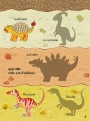 โลกไดโนเสาร์ โมเดลกระดาษและเกมสุดสนุก