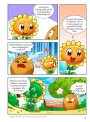 Plants vs Zombies (พืชปะทะซอมบี้) พิชิตปริศนาตรรกะ