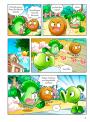 Plants vs Zombies (พืชปะทะซอมบี้) เอาตัวรอดจากภูเขาไฟและแผ่นดินไหว