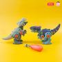 โมเดลไดโนเสาร์ 3D