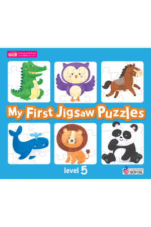 My First Jigsaw Puzzles : Level 5
