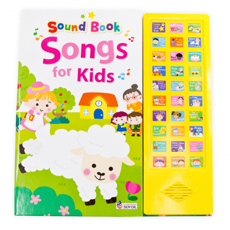Sound Book Songs for Kids