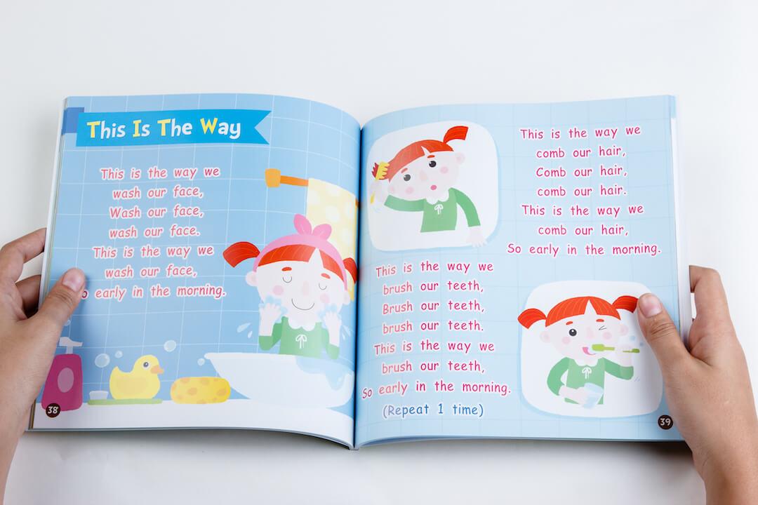 23 เพลงภาษาอังกฤษ ยอดฮิต สำหรับเด็กอายุ 2-5 ขวบ